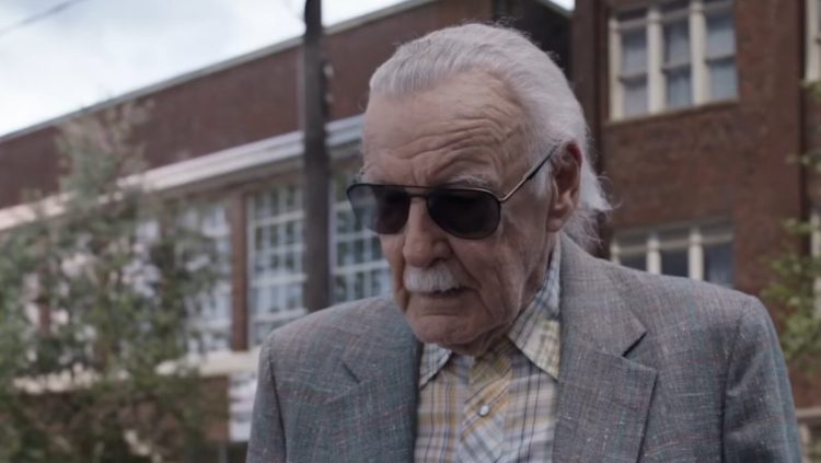 Image result for stan lee captain marvel cameo