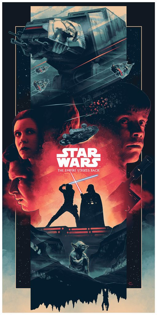 celebrate star wars day with posters