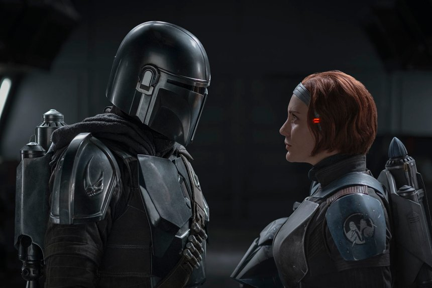 THE MANDALORIAN's Title Hints at a Story for All Mandos - Nerdist