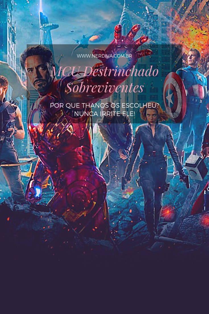 MCU Vingadores Originais