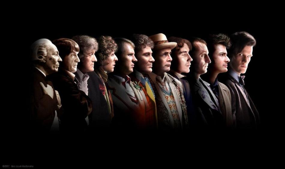 Especial 50 anos Doctor Who