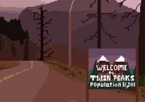 Twin Peaks ganha abertura versão NES 8 bits