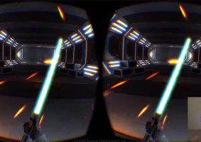 Oculus Rift simula treino de Jedi