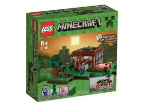 LEGO Minecraft chega às lojas dos EUA em novembro