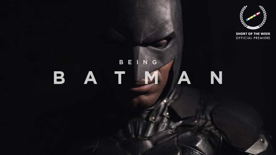 Being Batman: a história do homem que acredita ser o próprio Cavaleiro das Trevas