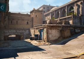 Artista recria De_Dust 2 na Unreal Engine 4