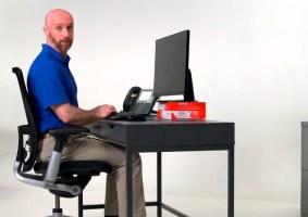 Dicas ergonômicas para trabalhar e usar o computador