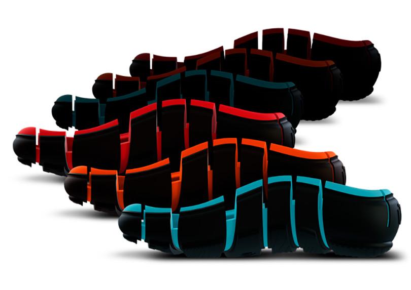 Link Flip-Shoe, a união entre chinelos e sapatos em um produto