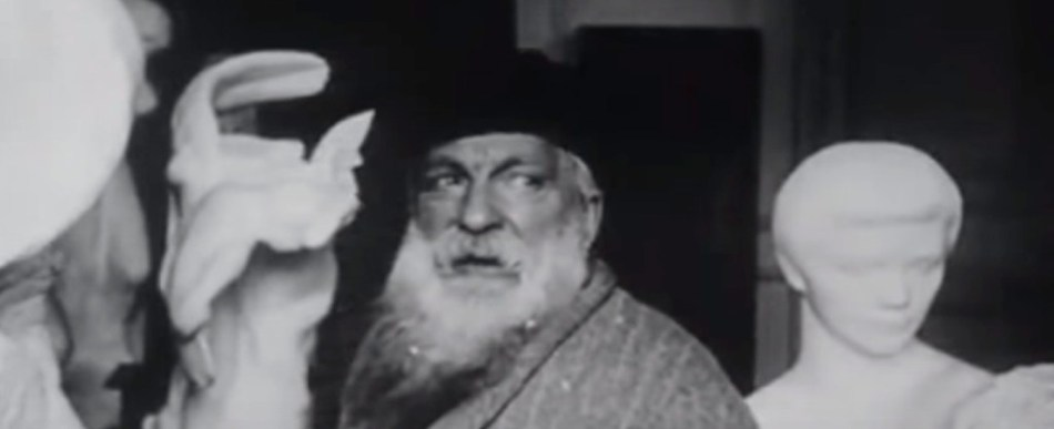 De Monet à Rodin: filmes raros mostram grandes artistas da história