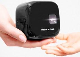 Cinemood 360, um projetor de filmes para as crianças
