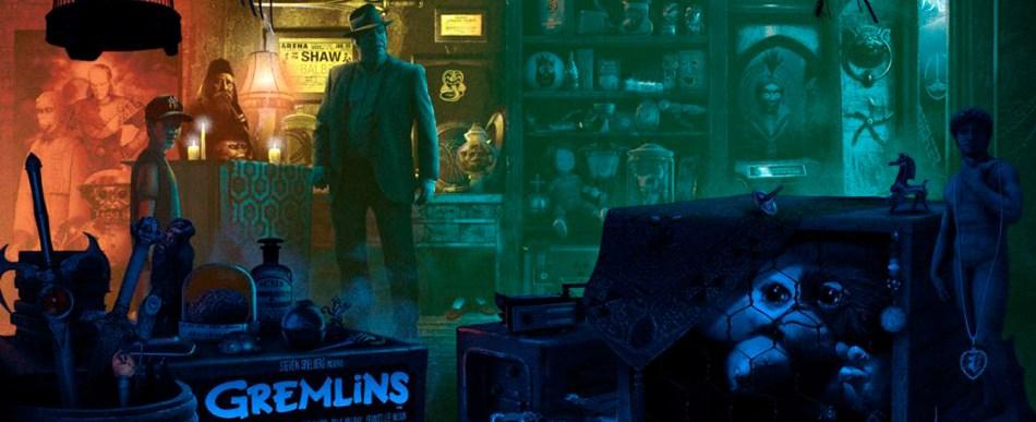 Pôster do Gremlins esconde 84 referências a cultura pop
