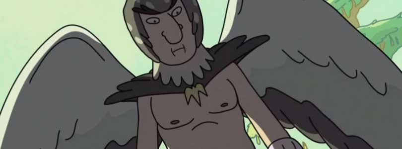 Personagens de Rick e Morty como signos