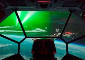 Um tour oficial virtual da atração do Star Wars na Disney
