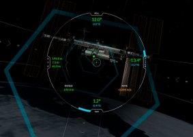Simulador de atracação espacial: Pilote uma SpaceX Dragon 2 na web