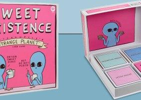 Sweet Existence, o jogo do Strange Planet