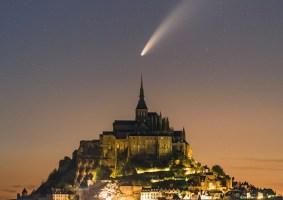 As melhores fotografias do Cometa Neowise pelo mundo
