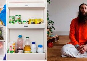 Somos o que comemos: Pessoas e sua geladeiras
