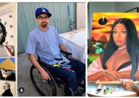 Arte vs. Artista: Desafio revela as faces por trás de artes