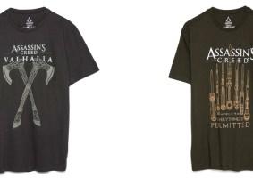 A coleção Assassin's Creed da Riachuelo