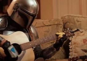 Fan film do Baby Yoda mostra os desafios de ser pai solteiro