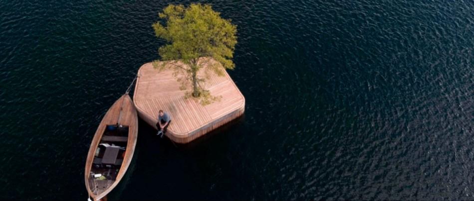 Um parque flutuante que pode representar o futuro dos espaços públicos