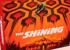 Jogo de tabuleiro do Iluminado coloca até cinco jogadores para sobreviver no hotel mal-assombrado