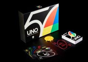 Mattel lança deck comemorativo UNO 50 anos
