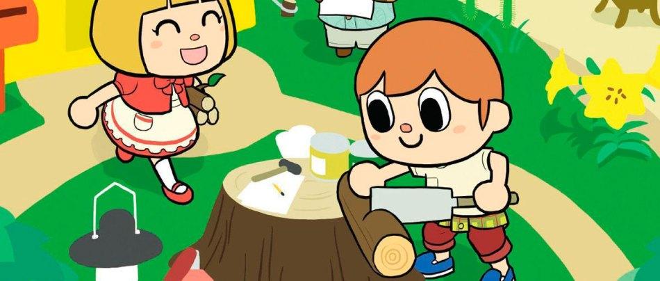 Novo mangá de Animal Crossing é anunciado