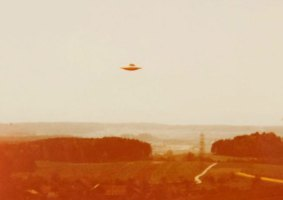 As mais famosas fotos de OVNIs de Billy Meier