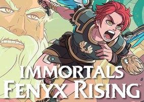 HQ de Immortals Fenyx Rising é revelada pela Dark Horse