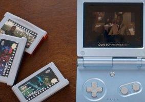 Programador roda o filme TENET em um Game Boy Advance
