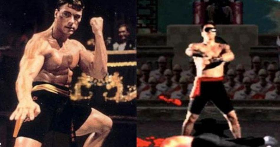 Mortal Kombat e Van Damme: primeiro game era para estrelar ator