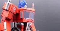 Optimus Prime da Hasbro é o brinquedo mais avançado de Transformers