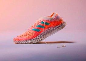 Strung, o tênis desenhado por robôs da Adidas