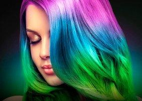Uma tinta de cabelo nanotecnológica aparece no 1º de abril da Razer