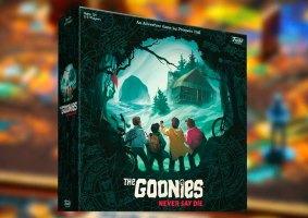 Jogo de tabuleiro dos Goonies traz aventura estilo D&D