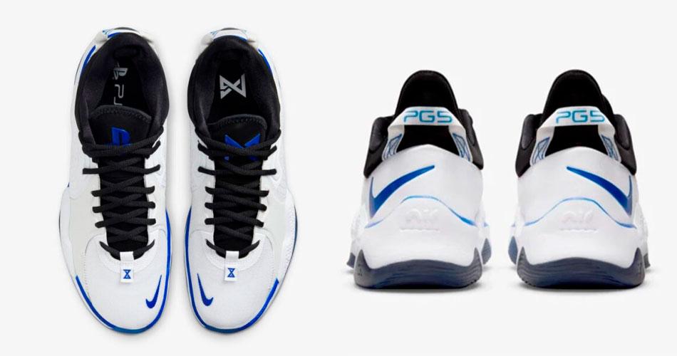 Nike do PlayStation 5 foi criado em parceria com jogador Paul George