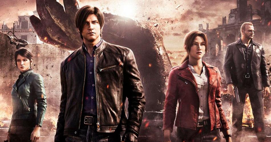 Resident Evil: Infinite Darkness da Netflix ganha novo trailer