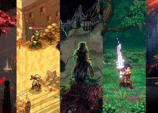 5 belos jogos em pixel art para ficar de olho