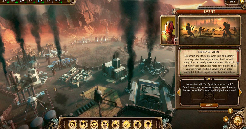 Punk Wars: um Civilization Steampunk é anunciado