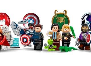 Minifiguras das séries da Disney trazem 12 novos personagens LEGO