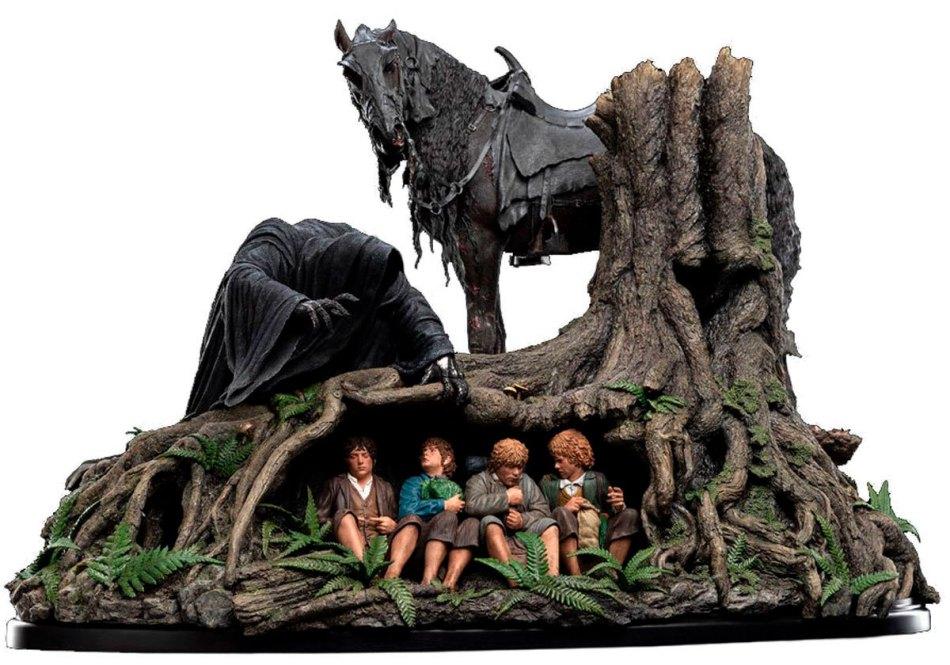 Cena do Senhor dos Anéis ganha estátua limitada enorme