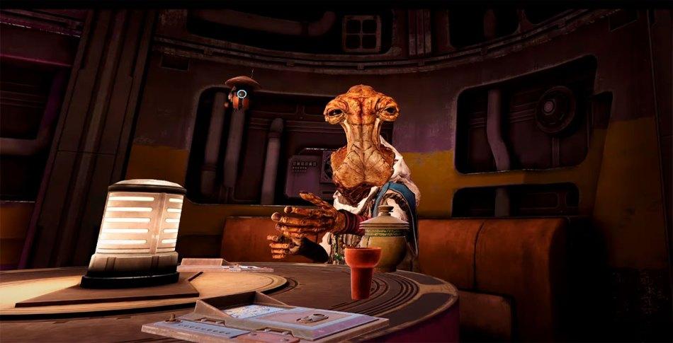 Realidade Virtual do Star Wars: Veja o teaser do novo game