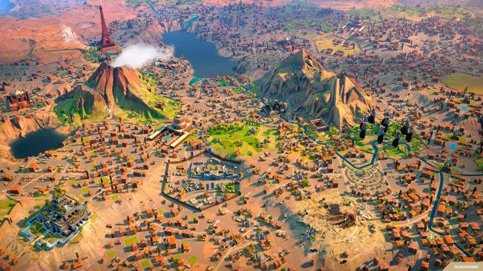 Humankind   Review: Um Civilization diferentão