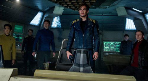 StarTrek Ponte de Comando