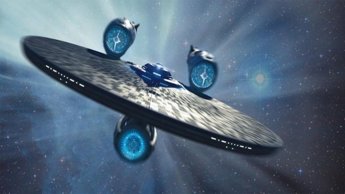 STAR_TREK_USS_Enterprise_spaceship