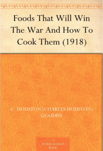 Foods That Well Will the War and How to Cook them