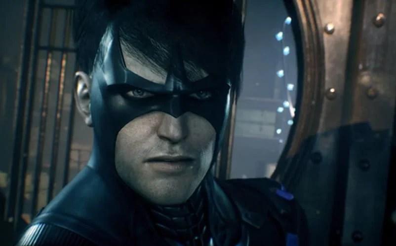 Batman Arkham Knight Nightwing Robin