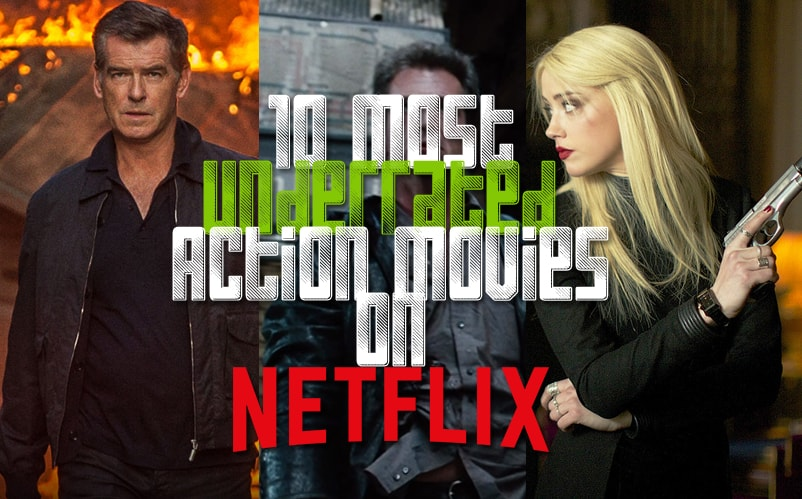 10 Most Underrated Action Movies on Netflix to Watch | Nerd