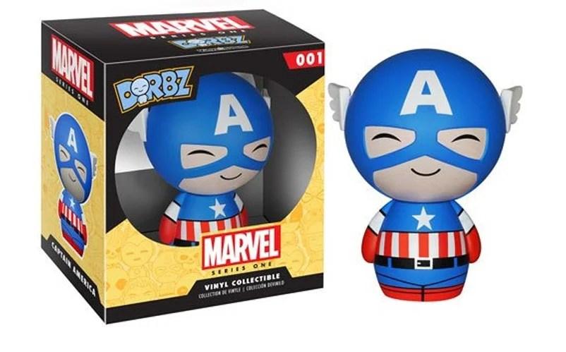 Marvel Dorbz
